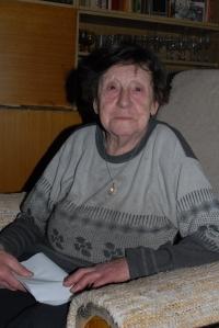 Anna Smržová, leden 2017