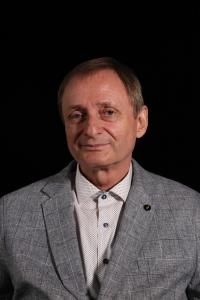 Josef Dolista, portrétní foto z roku 2020