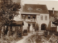 Žebrák č. p. 22 (Vorlovi), rok 1912