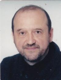 Miloš, portrét asi z roku 2003