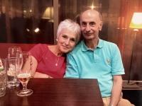 Pavla Alter s manželem