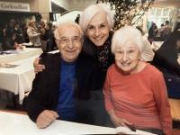 Pavla Alter s rodiči