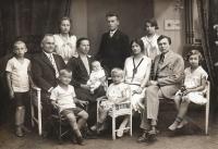 Štifterovi 1930