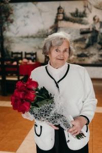 Halyna Ustymivna Hordienko, oslava 90. narozenin