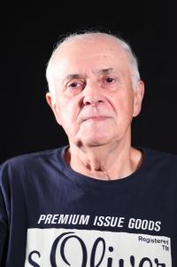 Ladislav Jakub při natáčení rozhovoru v roce 2020