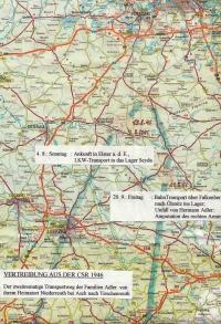 Vertreibung aus der CSR 1946