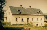 Geburtshaus- Gasthaus, Niederreuth, 60. Jahre/70. Jahre