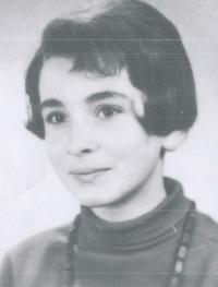 Angelika Grassme v roce 1969