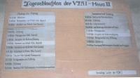 Denní program ve věznici v NDR