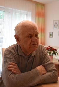 Jaroslav Ryvol v r. 2020 (fotografie z natáčení)