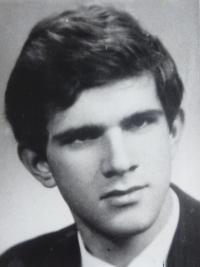 Miloš Slonek, rok 1972, spis StB