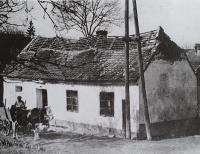 Rodinný dům v Heršpicích u Slavkova, rodný dům dědečka Josefa Maláče
