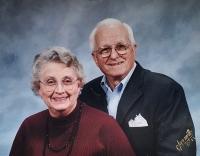 Bratr Bořivoj s manželkou Marian, Savannah, Georgia, USA, 1985
