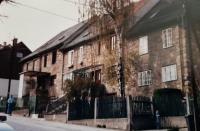 Rodný dům rodiny Maláčových ve Vídni