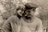 Na opušťáku z vojny, 1981