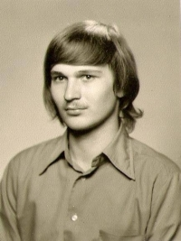 Miroslav Marusjak, fotografie na občanský průkaz – 1975