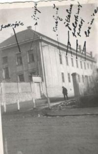 Byt Václava Prühera - Valdice 1947