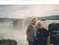 Jan Prüher cestovatelem - Godafoss Island 2008
