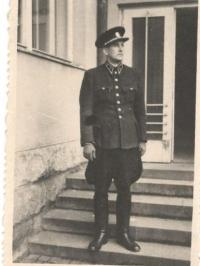 Václav  Prüher - ředitel věznice ve Valdicích
