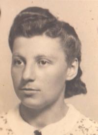 Edita Reinoldová, dobová fotografie