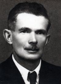 Otec Tomáš Švec, zemřel v koncentračním táboře Flossenbürg