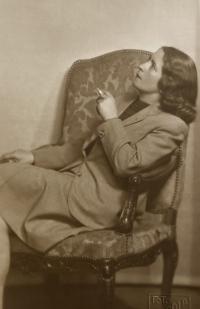 Babička Pavla Kostová
