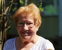 Marianna Pevná v roce 2021