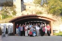Setkání maturantů po 30 letech pod hradem, Fiľakovo 2006