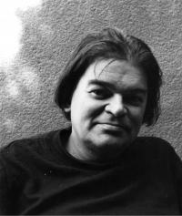 Portrét Mikuláše Medka, Praha 1973