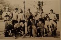 Koníček – lední hokej