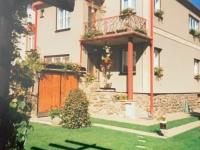 Dům, ve kterém pamětnice žila v roce 2021