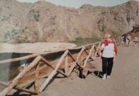Na sopce Vesuv