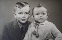 S bratrem Janem