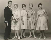 Svatební fotografie (1962)