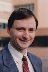 Obhajoba disertační práce a udělení doktorátu, 26.6.1992, Řím, UPS