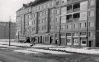 Ruští imigranti postavili další tři domy na třídě Krále Alexandra (dnes Jugoslávských partyzánů).