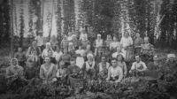 Volyňská chmelnice rodiny Zahradníkovy.