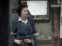 V povstání bojovaly i ženy.