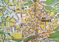 Mapka Prahy 6 s přejmenovanými ulicemi