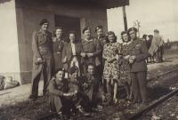 Ján Bačík po válce