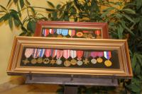 Medaile Jána Bačíka
