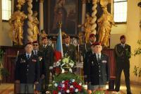 Funeral of Ján Bačík