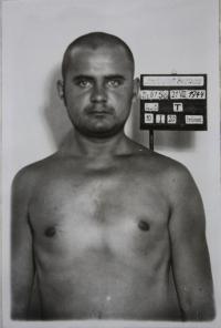 fotografie z věznice - 1944