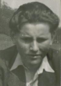 Karel Kukal - čtyřicátá léta