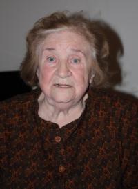 Věra Hušková v roce 2011