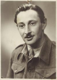 Otakar Braun v roce 1944