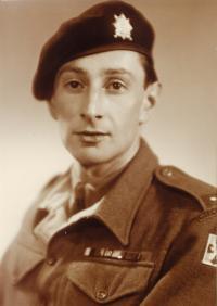 Otakar Braun v roce 1946