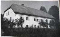 Osada Klenová - Harant