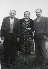 S rodiči po propuštění