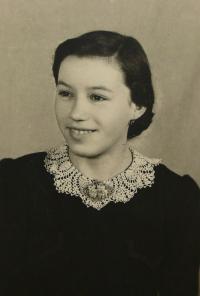 Marie Matauchová - sestra